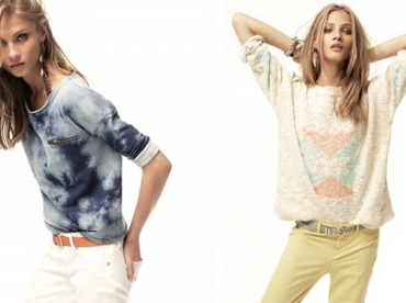 Mango - Collection printemps/été 2012
