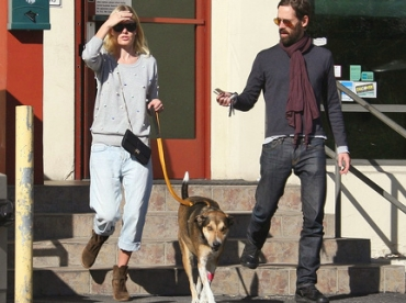 Le jean boyfriend de Kate Bosworth