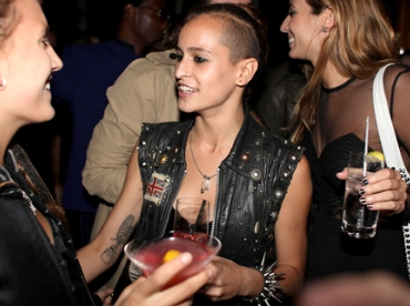 Alice Dellal chez Chanel ?