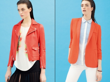Sandro - Collection printemps/�t� 2012