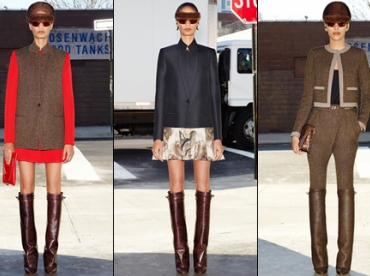 Givenchy - Collection Pre-Fall 2012