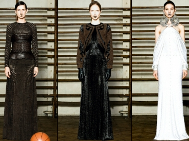 D�fil� Givenchy - Haute Couture Printemps/�t� 2012