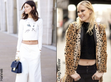 Tendance cropped : attention danger