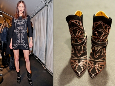 Boots Isabel Marant - Automne/hiver 2012-2013