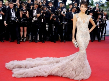 Cannes 2012 : les robes � tra�ne