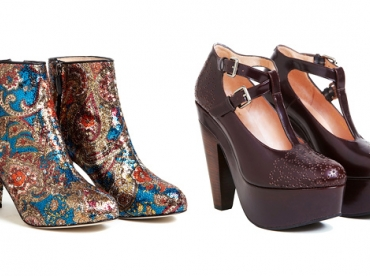 Chaussures Carven - Automne/hiver 2012-2013
