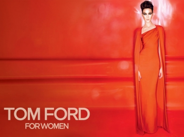 Tom Ford - Campagne automne/hiver 2012-2013