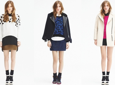 Sandro - Collection automne/hiver 2012-2013