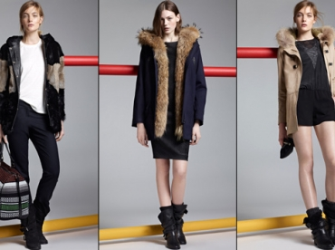 Maje - Collection automne/hiver 2012-2013