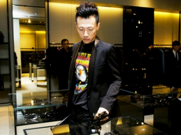 Han Huohuo, le blogueur star chinois