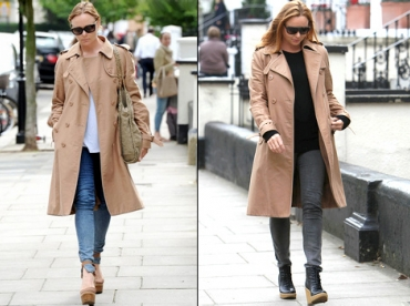 Le trench-coat de Stella McCartney