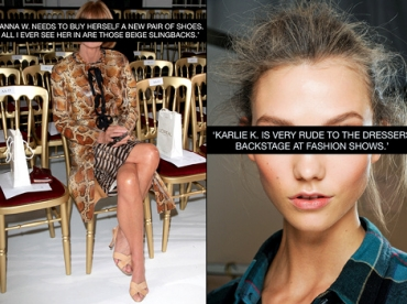 Fashion Industry Confessions