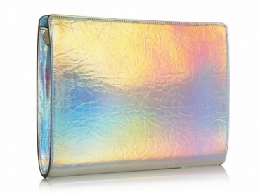 Pochette iridescente Stella McCartney