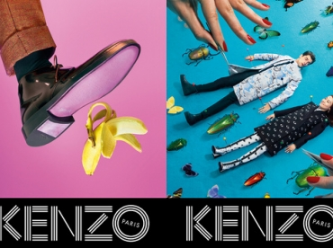 Kenzo - Campagne automne/hiver 2013-2014