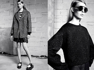 Sandro - Collection automne/hiver 2013-2014