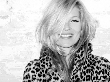 Kate Moss, rédactrice de mode