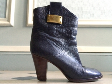 Autopsie d'un shopping #1 : Bottines Marc by Marc Jacobs