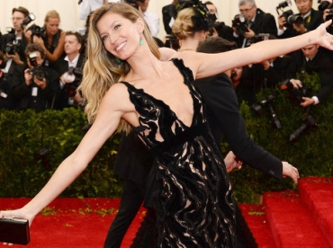 Gisele Bündchen, top model inoxydable