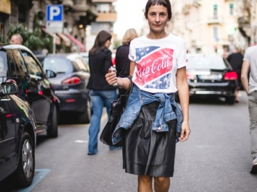 Street style - Automne/hiver 2014-2015
