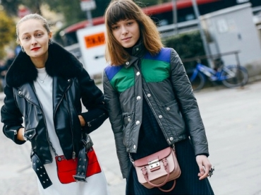 Street style - Hiver 2015
