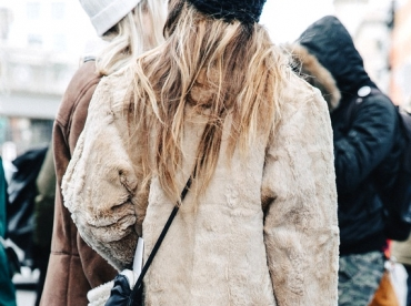 Street style - New York Hiver 2016