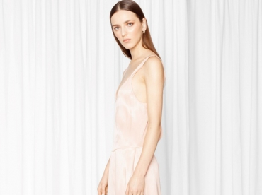 Wanted : une slip dress mi-longue
