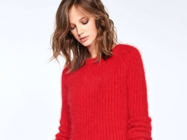 Autopsie d'un shopping #4 : Mon pull rouge Ba&sh