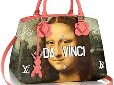 1dab3ac67817 Jeff Koons x Louis Vuitton ou le mauvais goût assumé