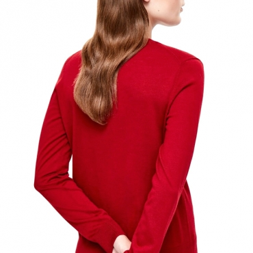 Comment porter le pull rouge ?
