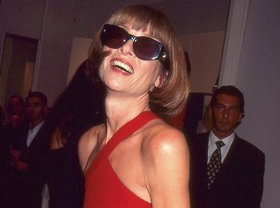 Anna Wintour - 1990