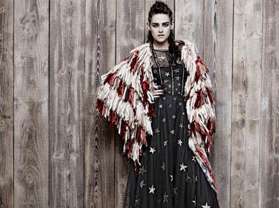 Premi�re image de la campagne Chanel avec Kristen Stewart