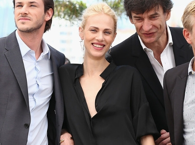 � Cannes, Aymeline Valade tira son �pingle du jeu en optant pour un look boyish
