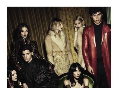 En castant Kendall Jenner, Riccardo Tisci prouve une nouvelle fois son attachement au clan Kardashian
