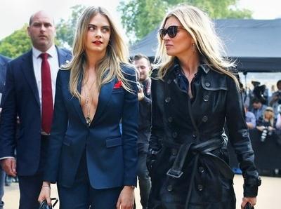 Cara Delevingne et Kate Moss, les nouvelles best friends ?