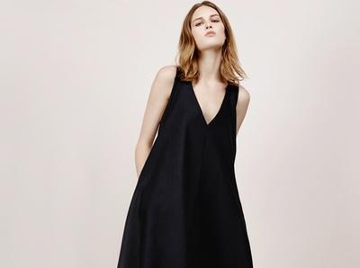 La parfaite petite robe noire selon Topshop
