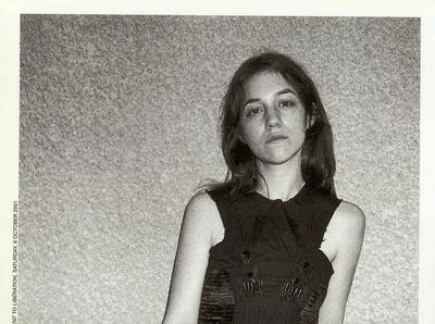 Charlotte Gainsbourg par Juergen Teller
