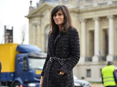 Emmanuelle Alt succombe � l'appel du pantalon flare