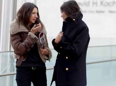 Le jean flare, le meilleur alli� d'Emmanuelle Alt !