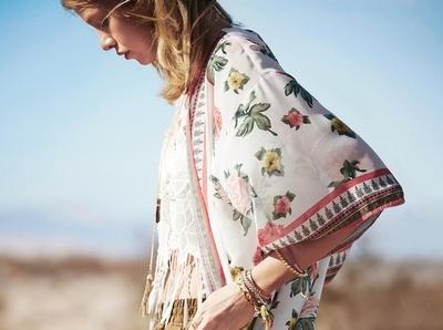 H&M se d�cline en mode Coachella