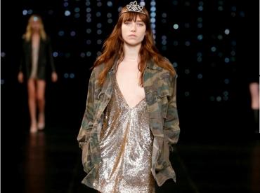 L'avantage avec les collections Saint Laurent, c'est que l'on peut tout trouver chez H&M...