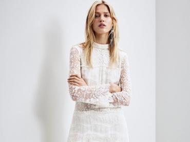 Envie de se marier en H&M ? C'est d�sormais possible gr�ce � la nouvelle ligne mariage de l'enseigne...