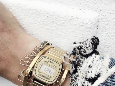 La montre � cristaux liquides, plus hype que jamais !