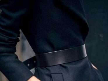 Le parfait total look noir #209