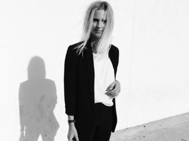 Le parfait look noir et blanc #53