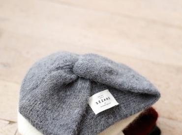 M�lant �l�gance et cosyness, le bonnet turban a tout bon !