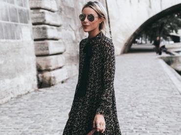 Aussi peu pragmatique soit-elle, la longue robe n'en demeure pas moins des plus charmantes