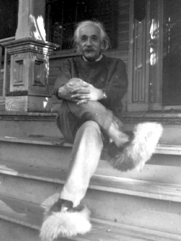 Albert Einstein, un fashionisto qui s'ignorait ?