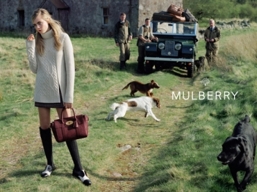 Mulberry - Automne/hiver 2014-2015