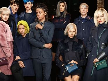 DKNY - Automne/hiver 2014-2015
