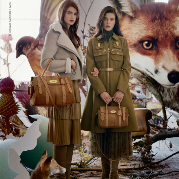 Mulberry - Automne/hiver 2011-2012